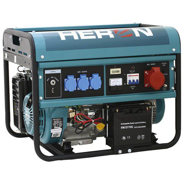 Elektrocentrála HERON EGM 60 AVR-3M