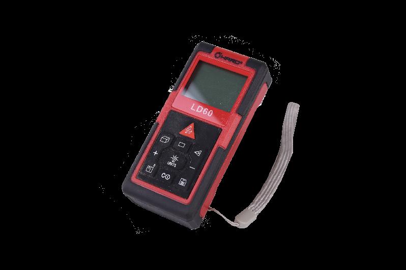 Laserový diaľkomer LD 60H